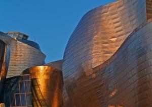 The Guggenheim Museum at Bilbao