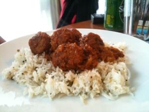afghanistan meal